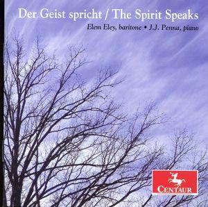 Der Geis Spricht /  Spirit Speaks