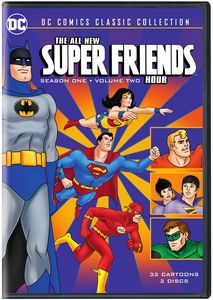 The All New Super Friends Hour: Season One Volume Two