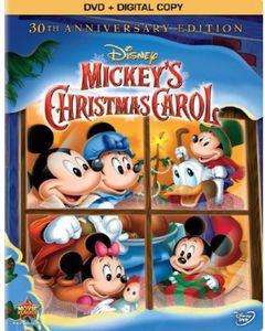 Mickey's Christmas Carol 30th Anniversary Edition