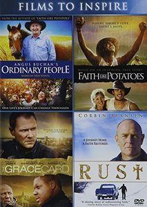 Angus Buchan's Ordinary People /  The Grace Card /  Faith Like Potatoes /  Rust
