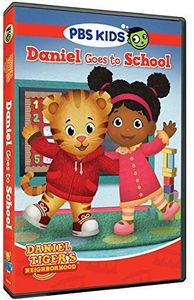 Daniel Tiger's Neighborhood: Daniel Goes to School
