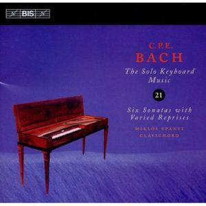 Solo Keyboard Music 21