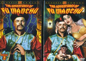 Adventures of Fu Manchu: Volume 1 and 2