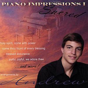 Piano Impressions 1: Sacred
