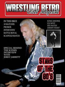 Wrestling Retro Stars Of The 80's