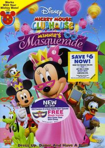 Minnie's Masquerade