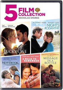 5 Film Collection: Nicholas Sparks
