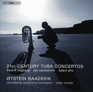 21st Ctry Tuba Concertos