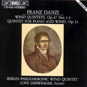 Wind Quintets in G Op67