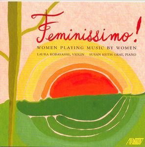 Feminissimo Women Playing Music for Women