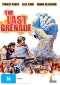 Last Grenade [Import]