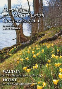 Great English Composers-Walton & Holst 4 [Import]