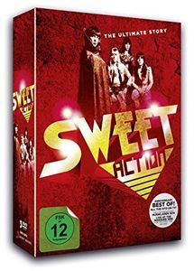 Action: Ultimate Sweet Story (DVD Action-Pack) [Import]