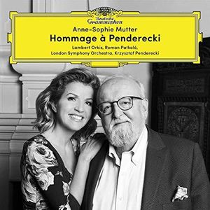 Hommage a Penderecki , Anne-Sophie Mutter