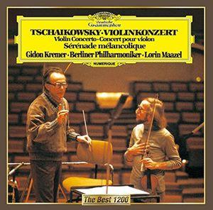 Tchaikovsky: Violin Concerto. Etc.