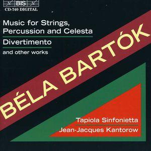 Music for Strings & Celesta