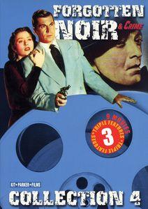 Forgotten Noir & Crime: Collection Set 4