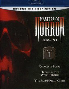 Masters of Horror: Season 1 - Vol, 1