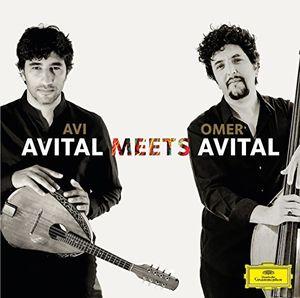 Avital Meets Avital , Avi Avital