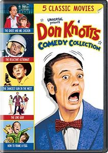 Don Knotts Comedy Collection: 5 Classic Movies