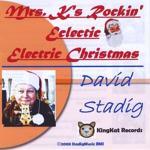 Mrs. K's Rockin' Eclectic Electric Christmas