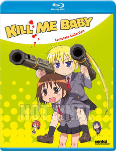 Kill Me Baby: Complete Collection