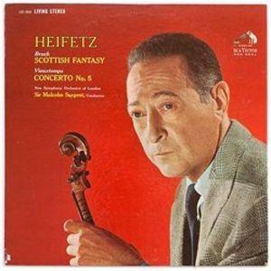 Scottist Fantasy /  Concerto 5 /  Violin