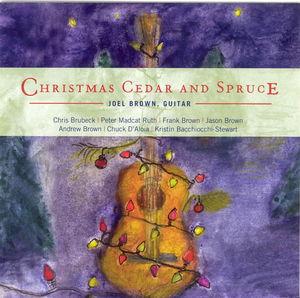 Christmas Cedar & Spruce