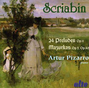 Mazurkas Op 3 & 40 /  Preludes Op 11