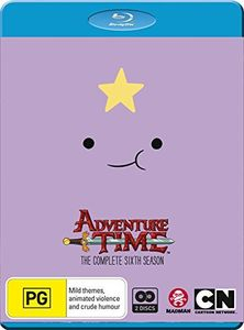 Adventure Time: Complete 6th Season [Import]