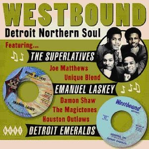 Westbound Detroit Northern Soul /  Various [Import]