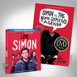 Love Simon Bundle