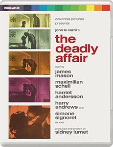The Deadly Affair [Import]