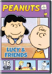 Peanuts By Schulz: Lucy And Friends