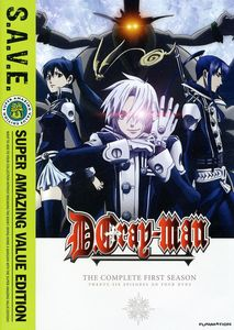 D Grayman: Season One - S.A.V.E.
