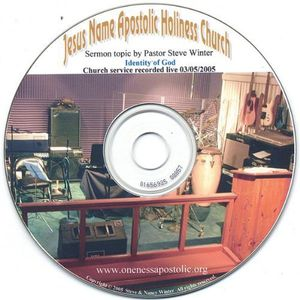 Identity of God Sermon 3/ 05/ 2005 Pastor Steve Wint
