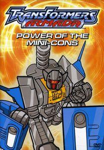 Transformers Armada: Power of the Mini-Cons