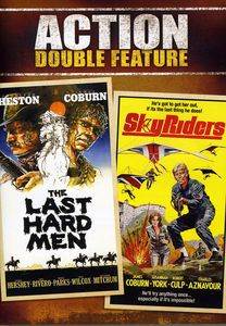 The Last Hard Men /  Sky Riders (Action Double Feature)
