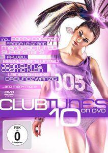 Clubtunes on DVD 10