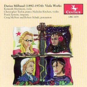 Sonata 1 for Viola and Pia