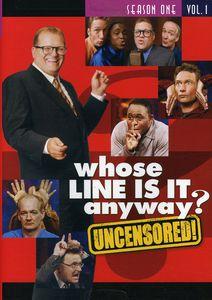 Whose Line Is It Anyway: Season 1 -: Volume 1&2