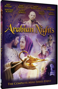 Arabian Nights: The Complete Mini Series Event