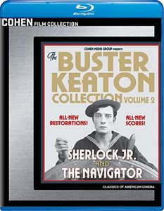 The Buster Keaton Collection: Volume 2 (Sherlock Jr. /  The Navigator)