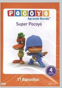 Pocoyo: Super Pocoyo [Import]