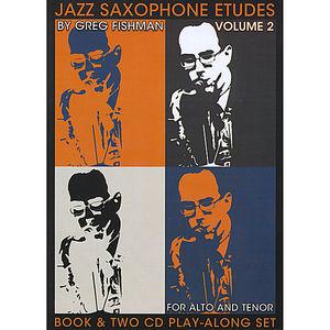 Jazz Saxophone Etudes 2