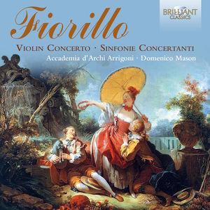 Fiorillo: Violin Concerto & Sinfonia Concertante
