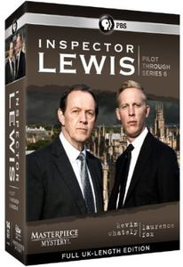Inspector Lewis: Pilot Through Series 6 (Masterpiece Mystery)