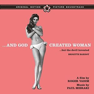 And God Created Woman + 6 Bonus Tracks (Original Soundtrack) [Import]