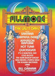 Fillmore: The Last Days