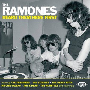 Ramones Heard Them Here First /  Various [Import]